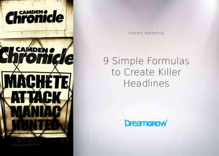 create killer headlines