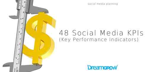 social media kpis key performance indicators