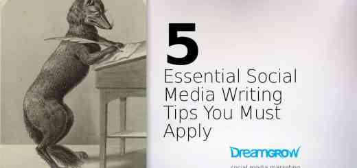 essential social media writing tips