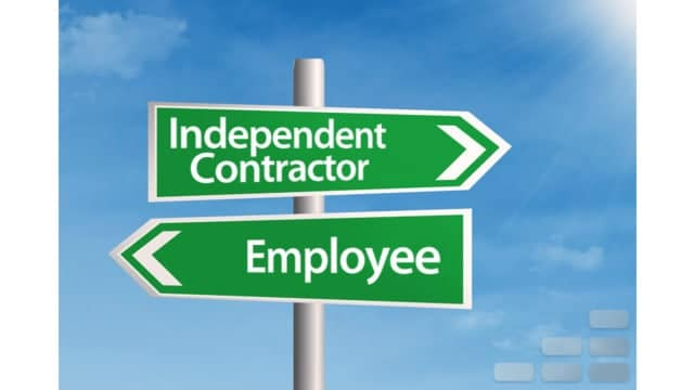 Home Based Employee or Independent Contractor? Pros and Cons - employee or independant contractor