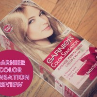 Боя за коса Garnier Color Sensation 7.0 - Ревю