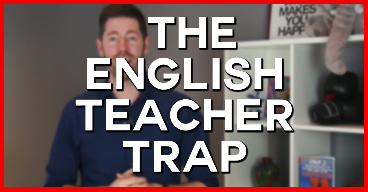 Escape The English Teacher Trap & Become A Digital Nomad