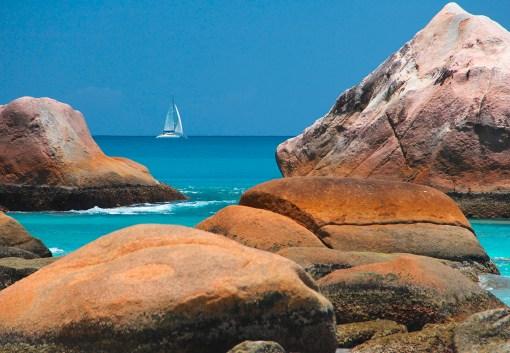 Mitsegeln | Seychellen