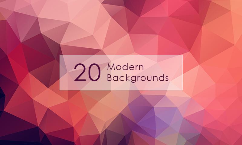 modern presentation backgrounds