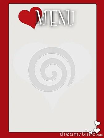 idulanog valentines menu template