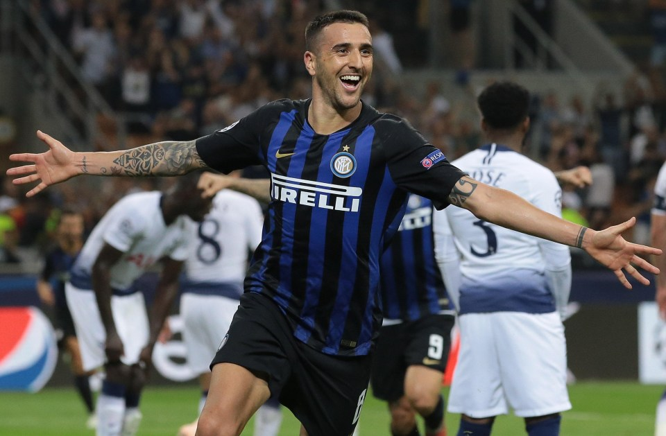 Why Matias Vecino Will Go Down In Inter Folklore After