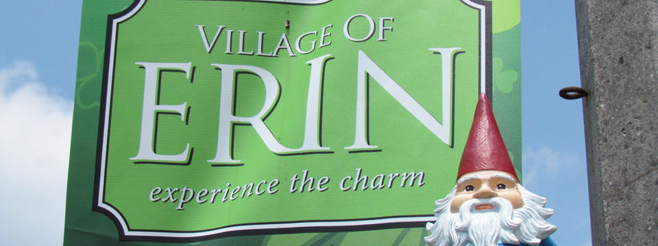 Discovering the Village of Erin on a Sunday Afternoon