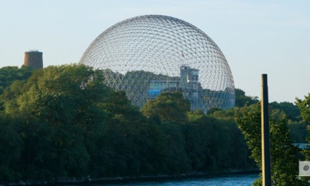 Inside Montreal's Biosphere and a Walk in Parc Jean-Drapeau