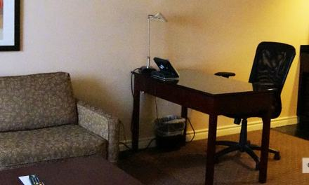 Review: Station Park All Suite Hotel London Ontario