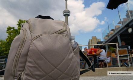 Gear Review: Travelon Anti-Theft Classic Backpack