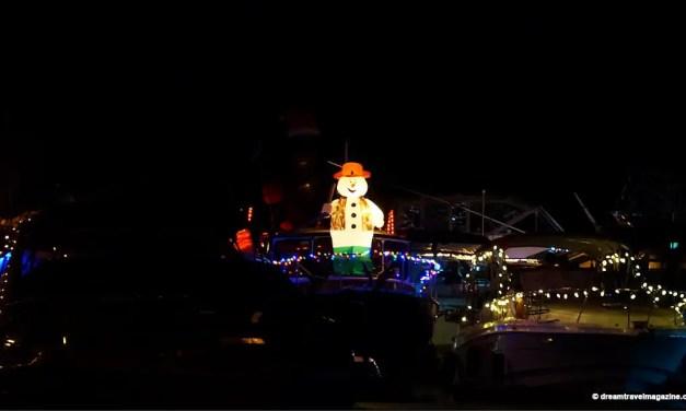 Celebrate Christmas in June in Orillia Ontario