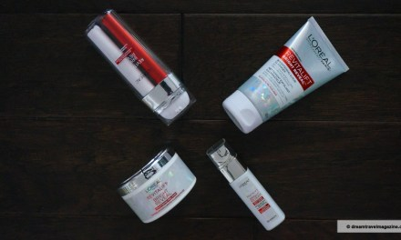 L'Oréal Revitalift Bright Reveal Skincare Collection Review #gotitfree