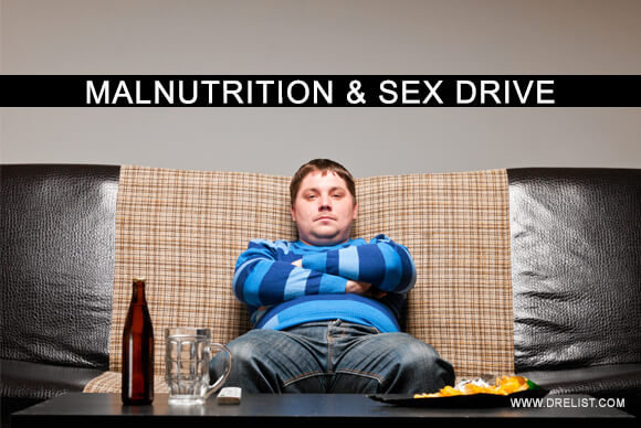 Malnutrition & Sex Drive image