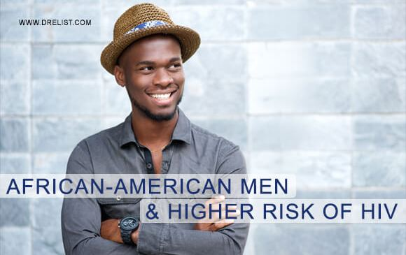 Why African-American Men Are At Higher Risk Of Getting HIV Infection? image