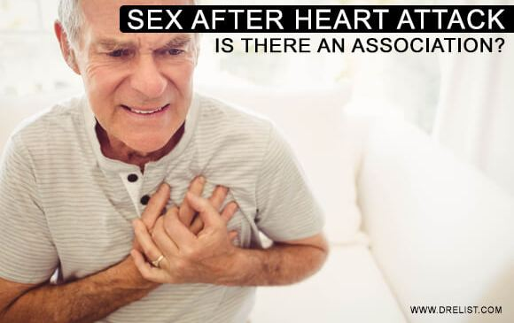 Sex After Heart Attack – Is There An Association? image