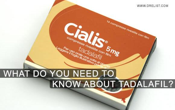 What Do You Need To Know About Tadalafil? image