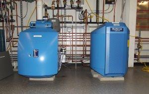 High Efficient Oil Boiler Boiler