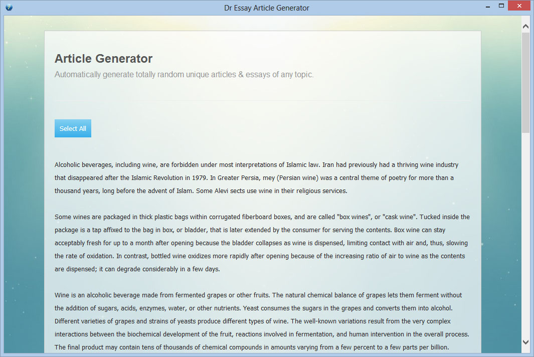 essay title generator online Online essay title generator ranked #1 by 10,000 plus clients for 25 years our certified resume writers have been developing compelling resumes, cover letters.
