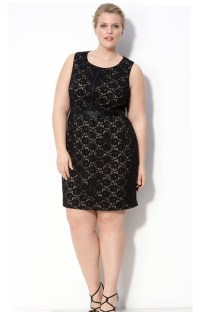 Plus Size Lace Dress Picture Collection | Dressed Up Girl
