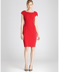 Red Sheath Dress Picture Collection | Dressed Up Girl