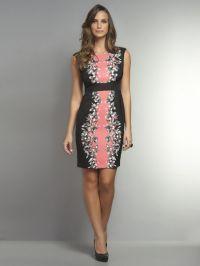 Floral Sheath Dress | Dressed Up Girl