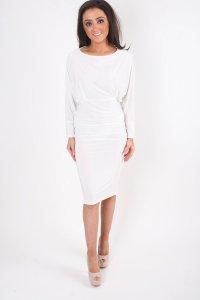 Long Sleeve Midi Dress   Dressed Up Girl