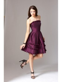 Purple Cocktail Dress Picture Collection   Dressed Up Girl