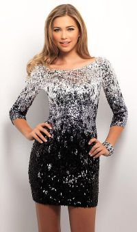Long Sleeve Cocktail Dresses Picture Collection | Dressed ...
