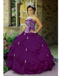 Purple Quinceanera Dresses Picture Collection | Dressed Up ...