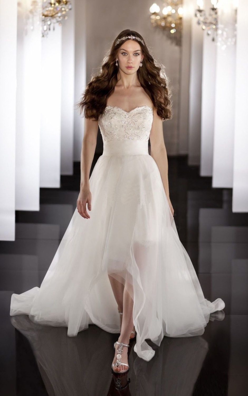 high low wedding dresses hi low wedding dress High Low Wedding Dresses