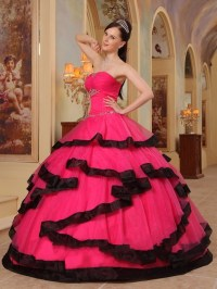 Pink Quinceanera Dresses Picture Collection | Dressed Up Girl