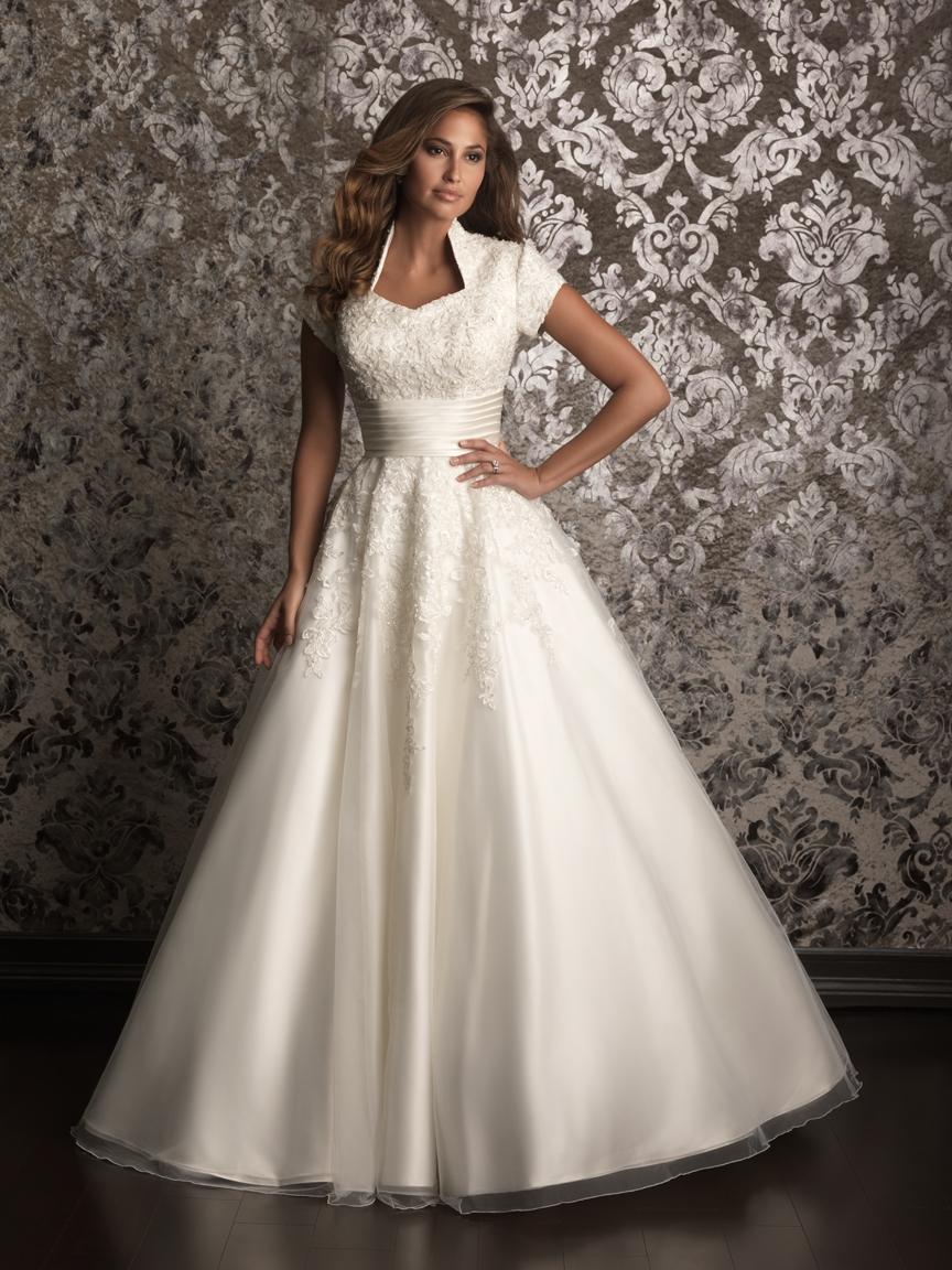 modest wedding dresses modest wedding dress Modest Wedding Dresses