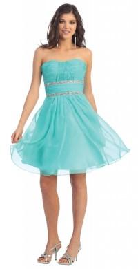 Quinceanera Dama Dresses | Dressed Up Girl