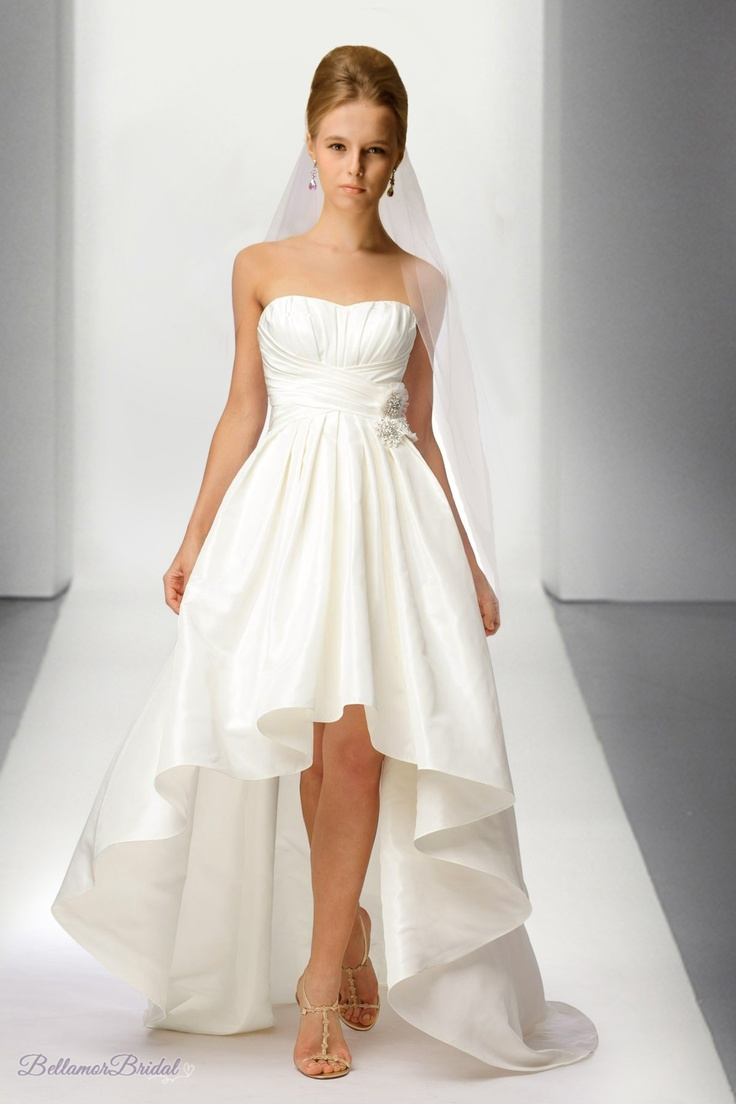 high low wedding dresses hi low wedding dress Wedding Dresses High Low