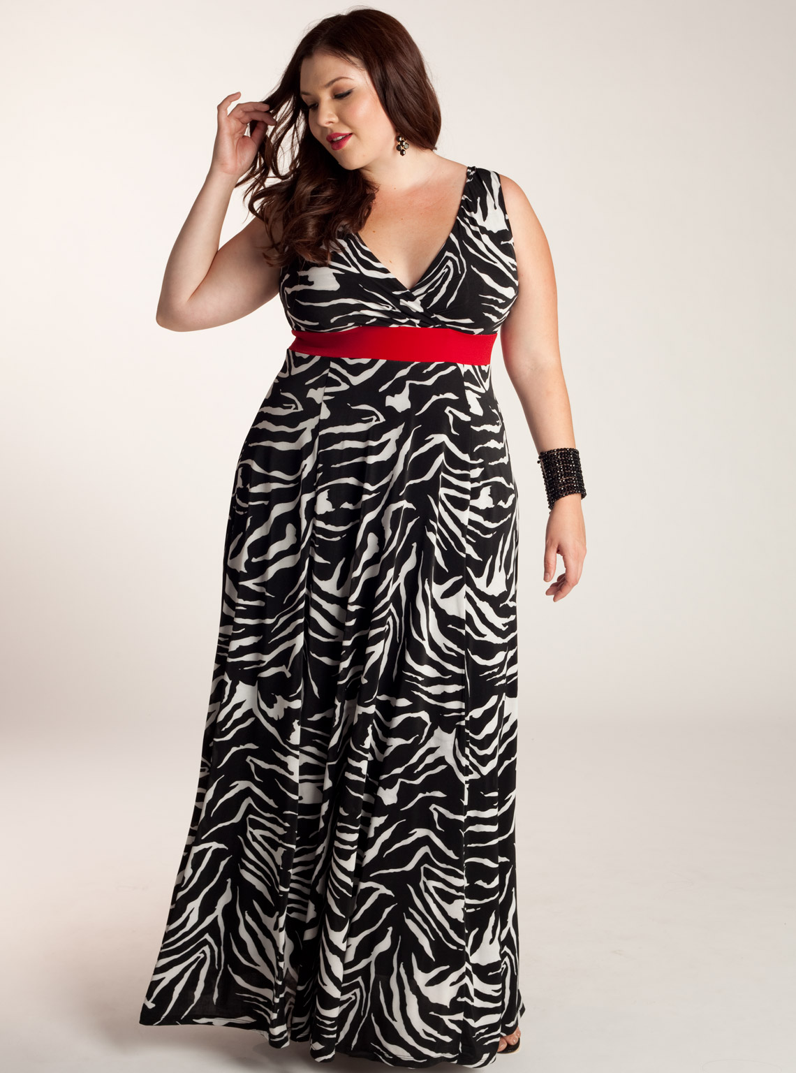Plus Size Maternity Dress Pants