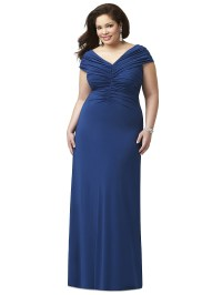 Plus Size Bridesmaid Dresses | Dressed Up Girl