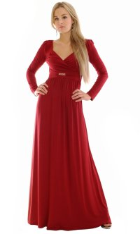 Red Maxi Dress | Dressed Up Girl