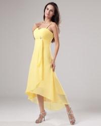 Yellow Bridesmaid Dresses | Dressed Up Girl