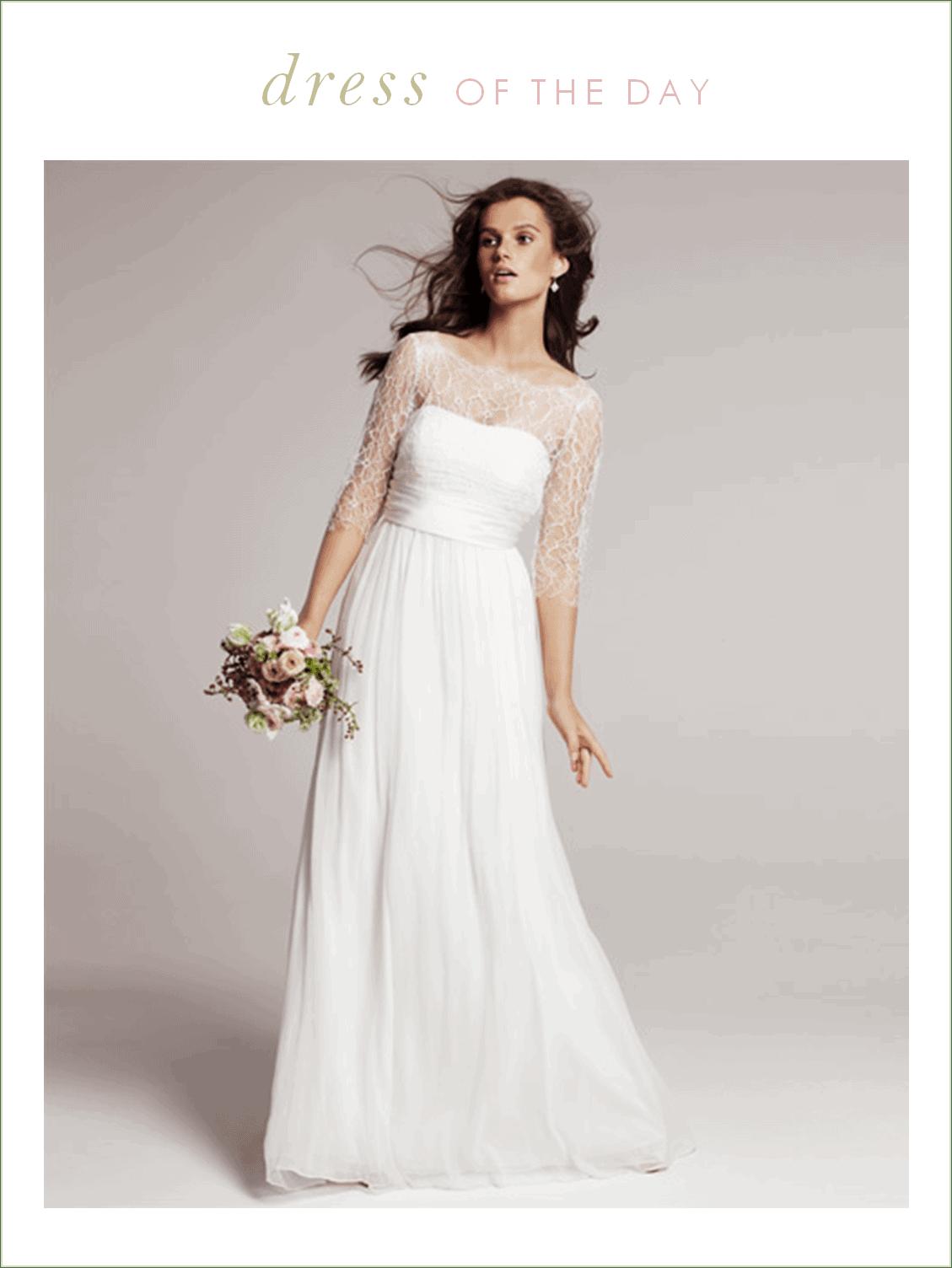 wedding dress of the day rowan by jenny yoo wedding dresses nordstrom