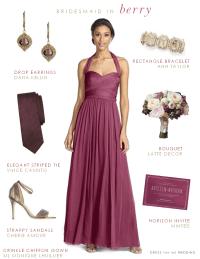 Bridesmaid Dresses for Fall Weddings