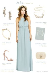 Boho Chic Bridesmaid Dresses | www.pixshark.com - Images ...