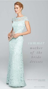 Summer Mother of the Bride Dresses | Dress for the Wedding