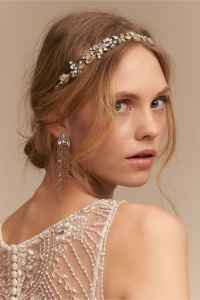 Bridal Headbands for Gorgeous Wedding Hairstyles!   Dress ...