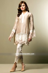 DR14156 - Beige Samara Casual Dress