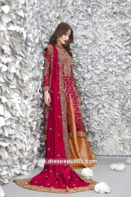 DR14338 - Bridal Dress by Tena Durrani