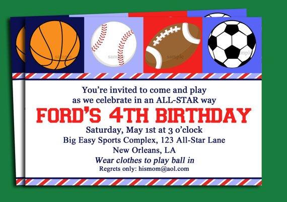 Blank Free Printable Birthday Invitations For Boys Drevio - free birthday invitations to print
