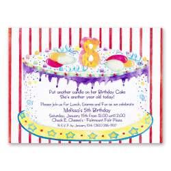 Small Of Birthday Invitation Wording