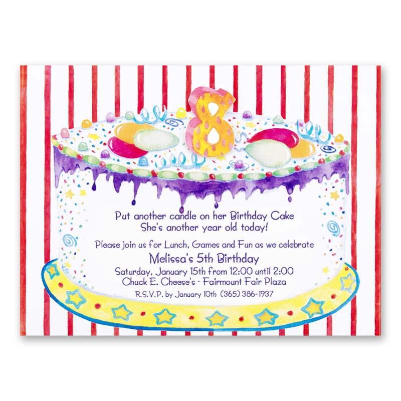 Large Of Birthday Invitation Wording