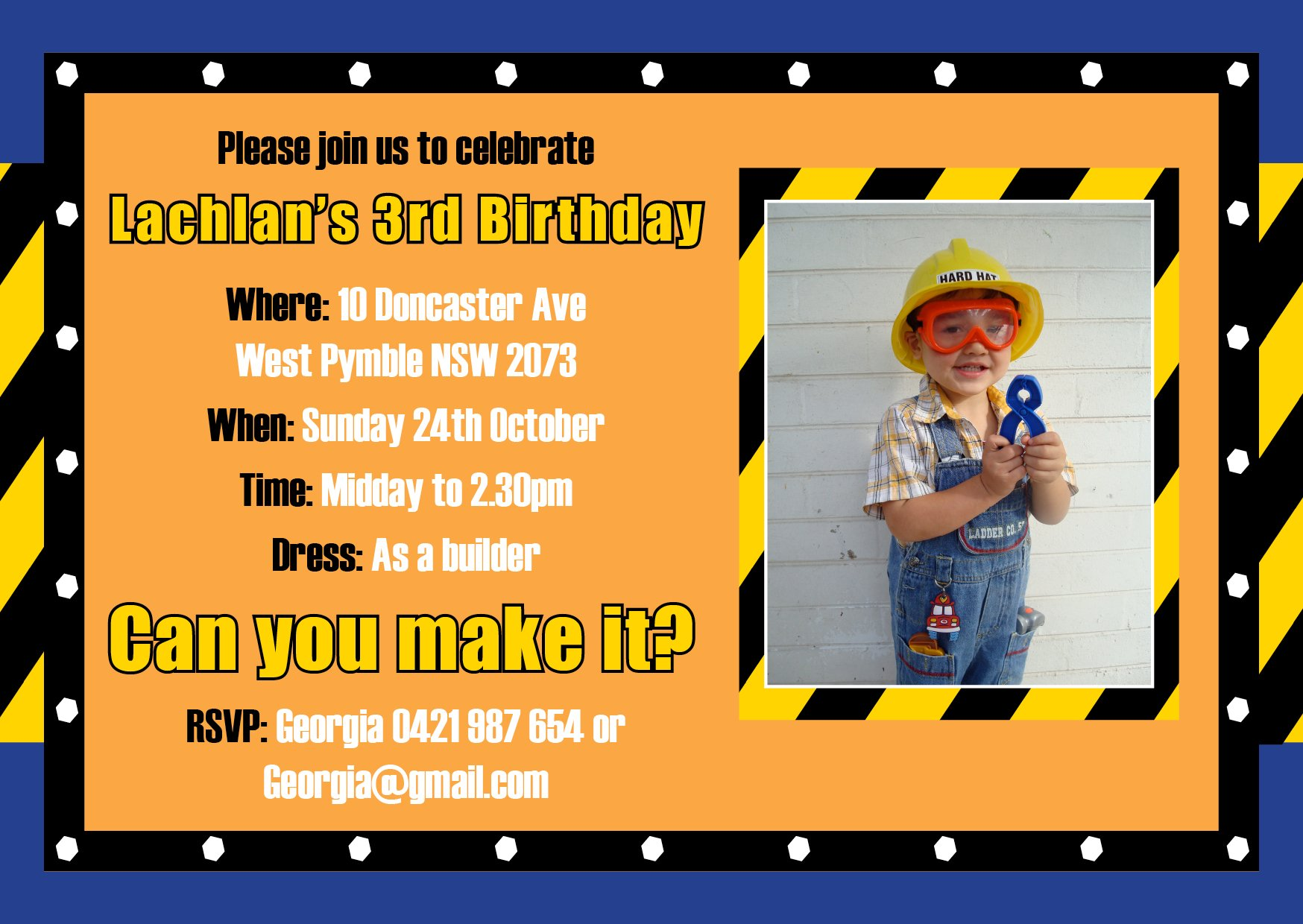 How To Fill Out A Birthday Party Invitations Free