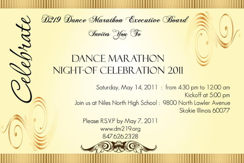 How To Write Invitation Card In Less Than 5 Minutes Free
